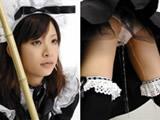 メイド加奈子のお掃除